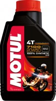 Масло моторное MOTUL 7100 4T 20W-50 100% Synth. Ester 4л