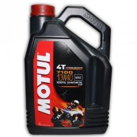 Масло моторное MOTUL 7100 4T 10W-40 100% Synth. Ester 1л